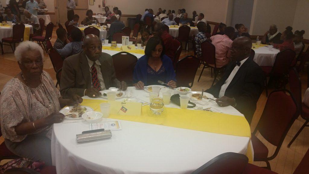 Church Dinner 1